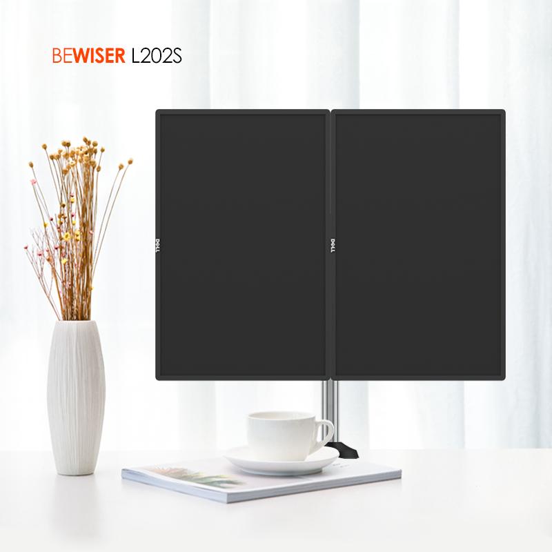 百维视(BEWISER)双屏显示器支架L202S